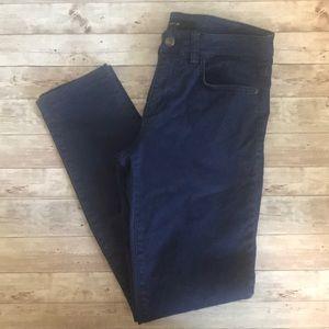 Joe's jeans skinny visionarie medium wash jeans